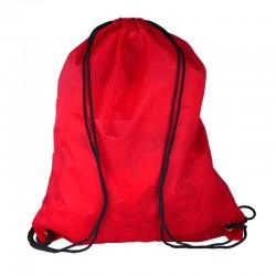 Plecak promocyjny, czerwony