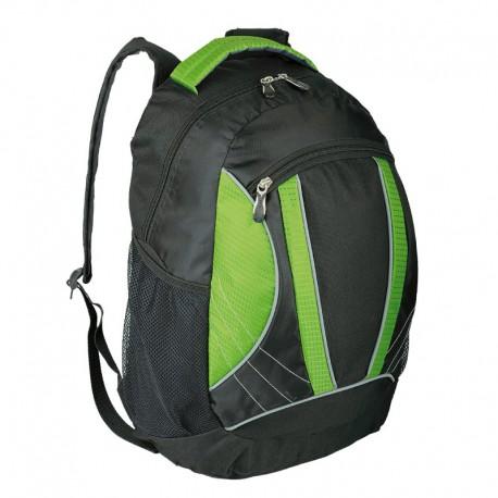 bba6d5d9e76e67 Plecak sportowy El Paso, zielony/czarny - R08659.05 - Profesjonalne ...