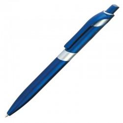 Długopis Malaga, niebieski