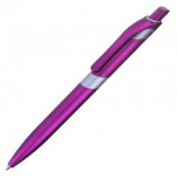 Długopis Malaga, fioletowy