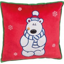 Świąteczna poduszka