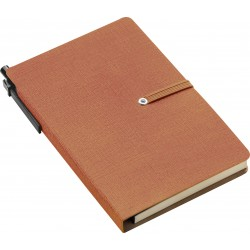Notatnik z karteczkami