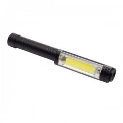 Samochodowa latarka ostrzegawcza Night Watch, czarny, czarny