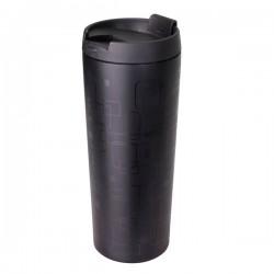 Kubek izotermiczny Turku 450 ml, czarny