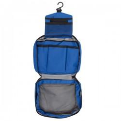 Kosmetyczka Travel Companion, niebieski