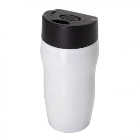 Kubek izotermiczny Edmonton 270 ml, biały