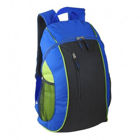 Plecak sportowy Carson, niebieski/czarny