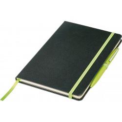 Notes A5 z zakładką i kieszenią