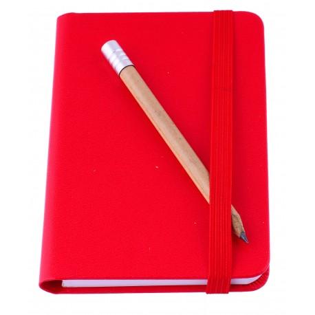 Notes A7 z ołówkiem
