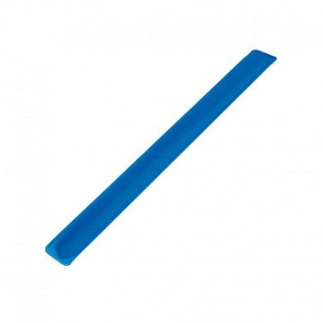 Opaska odblaskowa, niebieski