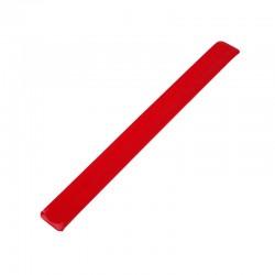 Opaska odblaskowa, czerwony