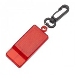 Gwizdek odblaskowy Whistle Reflect, czerwony