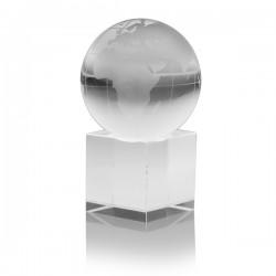 Cristalino Globe, transparentny