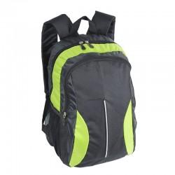Plecak uniwersalny Des Moines, zielony/czarny