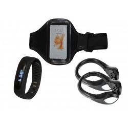 Zestaw smart bracelet, opaska na telefon, opaski LED
