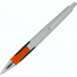 Długopis metalowy z kolorowym grawerem