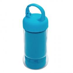 Ręcznik chłodzący w butelce FeelFresh, niebieski