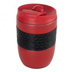 Kubek izotermiczny Offroader 200 ml, czerwony