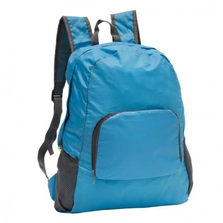Składany plecak Belmont, niebieski