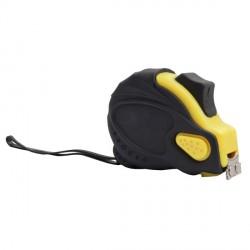 Miarka zwijana 5 m Skill, żółty/czarny