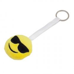 Zawieszka z uśmiechem Happy Two, żółty