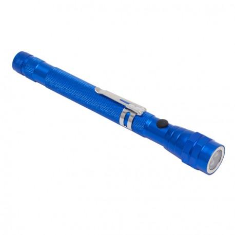 Latarka Closeup, niebieski