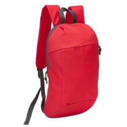 Plecak Modesto, czerwony