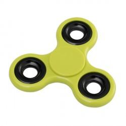 Fidget Spinner, jasnozielony