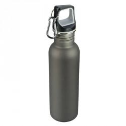 Bidon Backpack Mate 700 ml, grafitowy - druga jakość