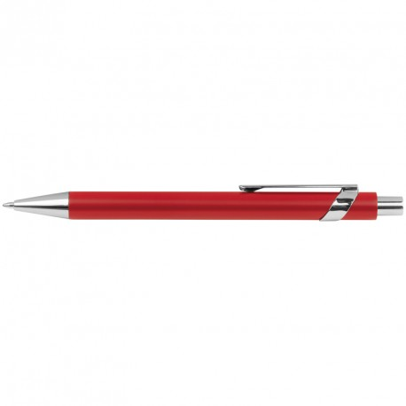 Długopis metalowy - gumowany