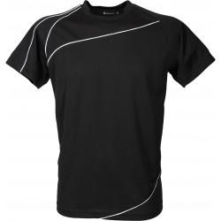 T-shirt RILA MEN XL Schwarzwolf