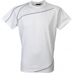 T-shirt RILA MEN L Schwarzwolf