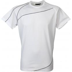 T-shirt RILA MEN XXXL Schwarzwolf
