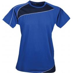 T-shirt RILA WOMEN XL Schwarzwolf