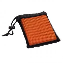 Ręcznik sportowy Frisky, pomarańczowy