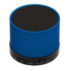 Głośnik, niebieski