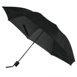 Parasol składany Uster, czarny