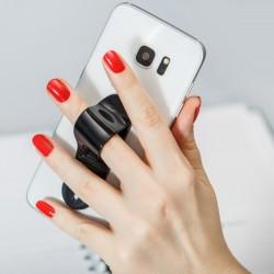 Uchwyt na telefon Cellstick, czarny