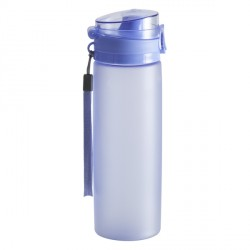 Bidon Brisk 600 ml, niebieski