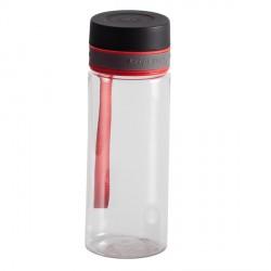 Bidon Austero 630 ml, czerwony