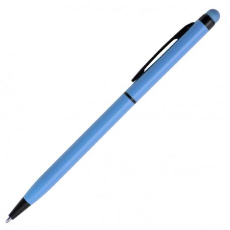 Długopis dotykowy Touch Top, jasnoniebieski