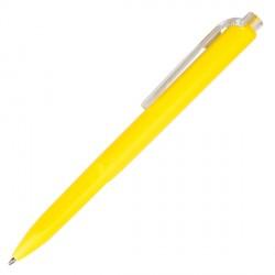 Długopis Snip, żółty