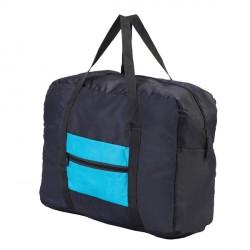 Składana torba Ansonia, niebieski