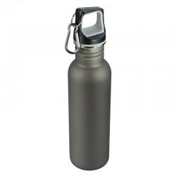 Bidon Backpack Mate 700 ml, grafitowy