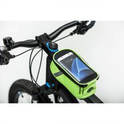 Torebka na rower Bikeysmart, jasnozielony