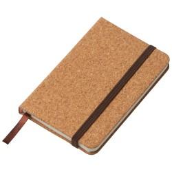 Notes korkowy format A6