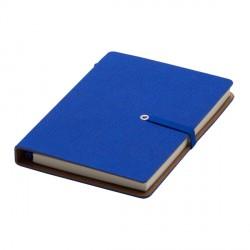 Notes Como, niebieski