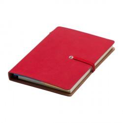 Notes Como, czerwony