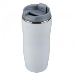 Kubek izotermiczny Astana 350 ml, szary/biały