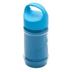 Ręcznik chłodzący w butelce, niebieski